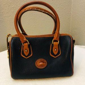Vintage Dooney and Bourke Mini-Doctor Bag Handbag